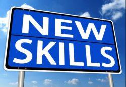 New Skills for 2018